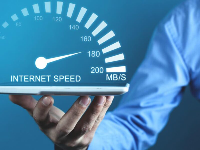 كيف أقوم بقياس سرعة الإنترنت ؟ إليك طريقة قياس سرعة النت في اقل من 5 ثواني