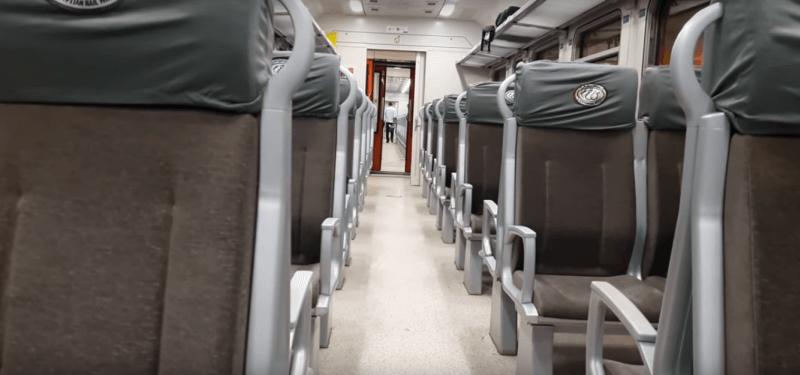سعر تذاكر القطار الروسي الجديد 2021
