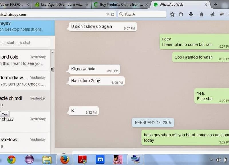 شرح فتح الواتساب على الكمبيوتر عن طريق واتساب ويب